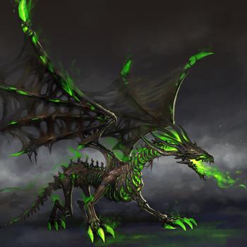 Dragonwraith