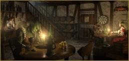 Tavern (interior) - H3