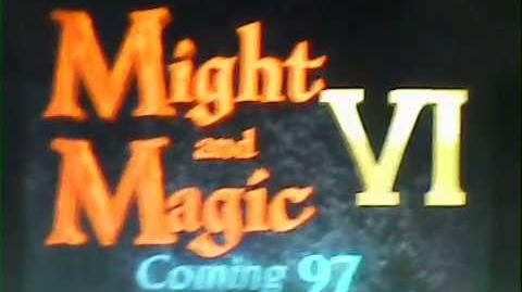 Might and Magic 6 The Mandate of Heaven - Preview 1