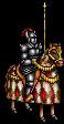 Heroes II Knight Hero