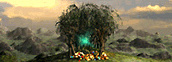 Magic forest Preserve Heroes IV