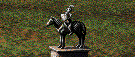 Heroes II Statue Knight