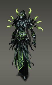 Reaper female artwork Heroes VI