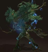 Starożytny Drzewiec render