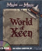 World of Xeen cover