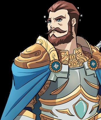 Lord Edric Unicorn
