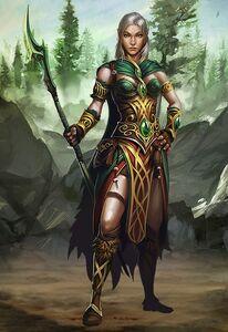 Druid female