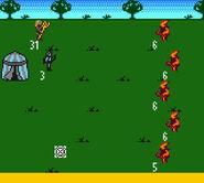 Heroes Game Boy battle