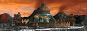 Fort Necropolis Heroes IV