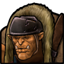 Warrior icon