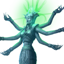 Asha's undying resolve Necropolis H7