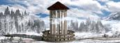 Cloud castle Academy Heroes IV