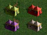 Keymaster's tent