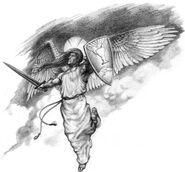 Angel H3 artwork