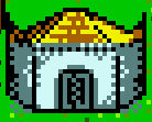 Mage guild level 1 Castle Heroes II Game Boy