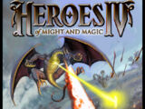 Heroes of Might and Magic IV (collectible card game)