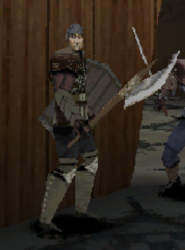 crusaders of might and magic ps1
