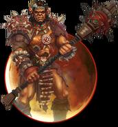 MMX Barbarian