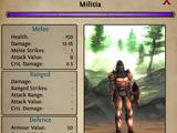 Militia (MM10)