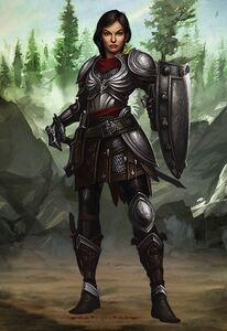 Mercenary female