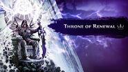 Throne of Renewal wallpaper