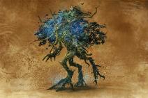 Starożytny Drzewiec concept art