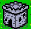 Guardhouse Castle Heroes II Game Boy