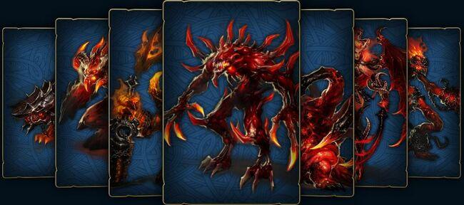 Inferno Creatures