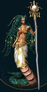 Coral Priestess