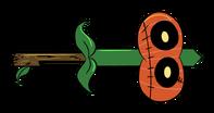 Zombie Pumpkin Magisword