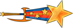 Super Shooting Star Magisword