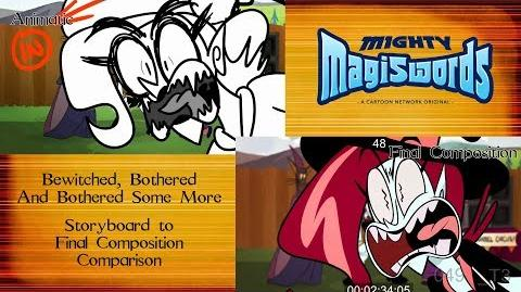 Behind the Magiswords Season 2! Bewitched, Bothered And Bothered Some More