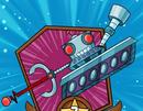 Robo Tank Magisword