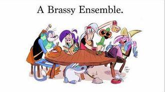 Mighty Magiswords A Brassy Ensemble
