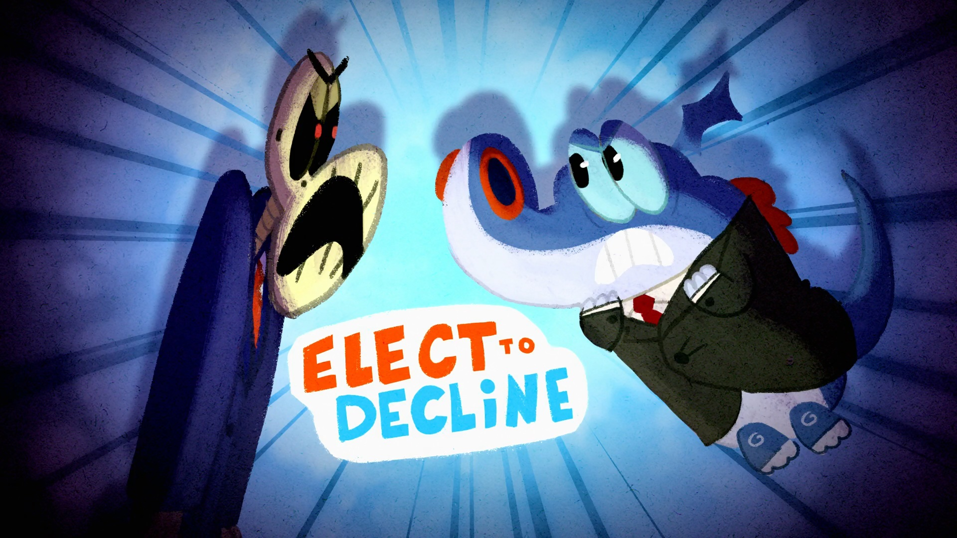 Elect to Decline Title Card