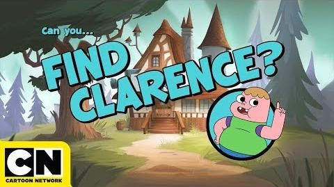 Find Clarence Warriors For Hire Cartoon Network CN Mini