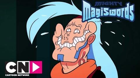 Mighty Magiswords Whine-o-Meter Cartoon Network Africa