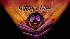 The Tome of Morrow Title Card HD
