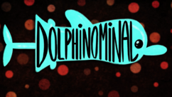 Mighty magiswords dolphinominal title card by tvskyle-d8zi32n