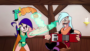 Mighty Magiswords - Short 28 - Musculary Arms Vambre (5)
