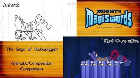 Behind the Magiswords The Saga of Robopiggeh