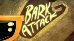 Mighty magiswords bark attack title card by tvskyle-d8zi2p1