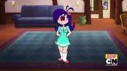 Vambre in dress
