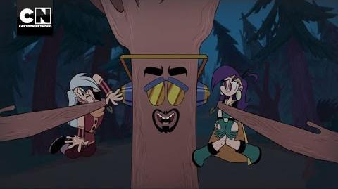 Bark Attack Mighty Magiswords Cartoon Network