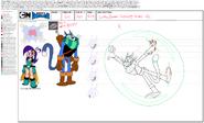 Model helpingcattushelp (1)