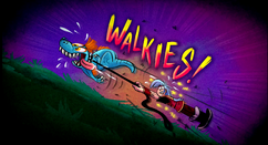 Walkies Title Card