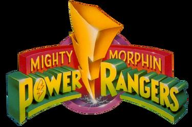 Mighty Morphin Power Rangers Season 1-3 logo