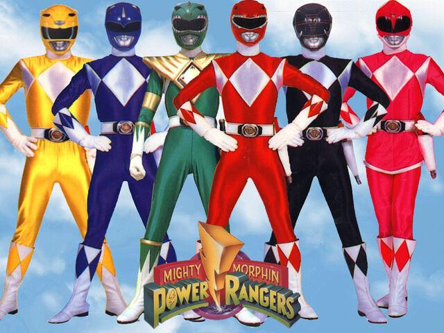File:Mighty Morphin Power Rangers Wallpaper yvt2.jpg