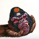 Tangles With the Ape King
