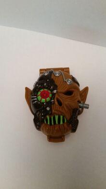 Skull Warrior- closed